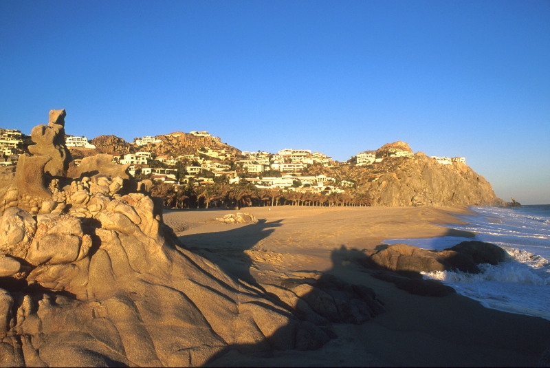Pedregal´s Exclusive beach